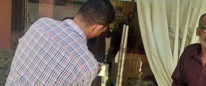 إغلاق فندق بدمياط بسبب مخالفة قرارات مجلس الوزراء
