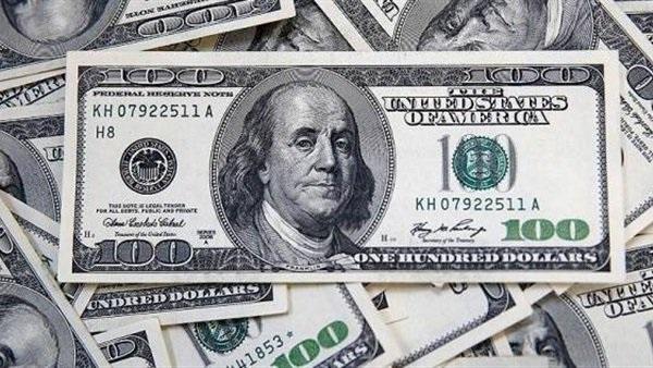 الدولار الامريكى