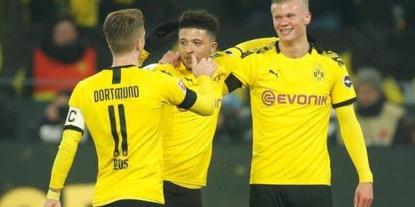 موعد مباراة بوروسيا دورتموند وبادربورن في الدوري الألماني