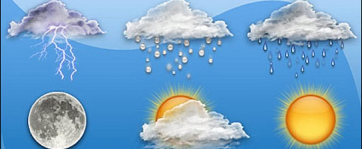 درجات الحرارة المتوقعة غداً السبت 16-5-2020 في مصر