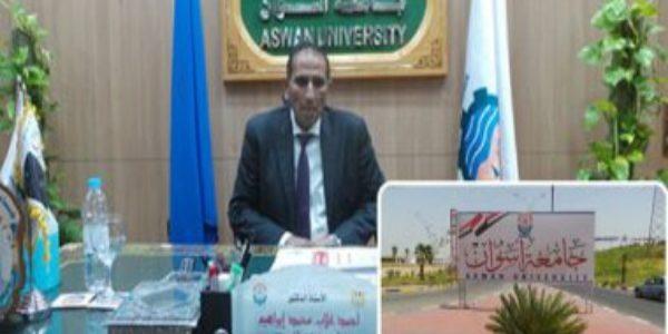 رئيس جامعة أسوان خروج 64 عالقًا من دار الضيافة