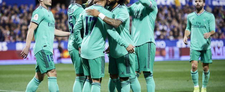 باريس سان جيرمان يسعى لضم نجم ريال مدريد الشاب