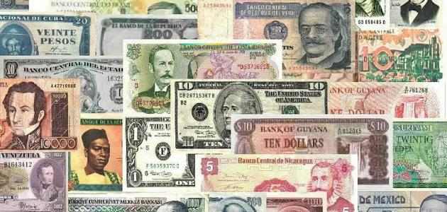 سعر العملات مقابل الجنيه المصرى اليوم الاثنين 18_5_2020 فى مصر