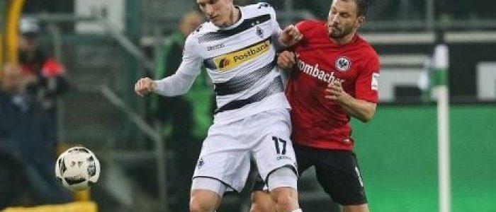 تشكيل مباراة بوروسيا مونشنجلادباخ وإينتراخت فرانكفورت في الدوري الألماني
