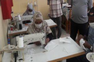 محافظة أسوان إجبار المواطنين على ارتداء الكمامة مع ضبط أسعارها