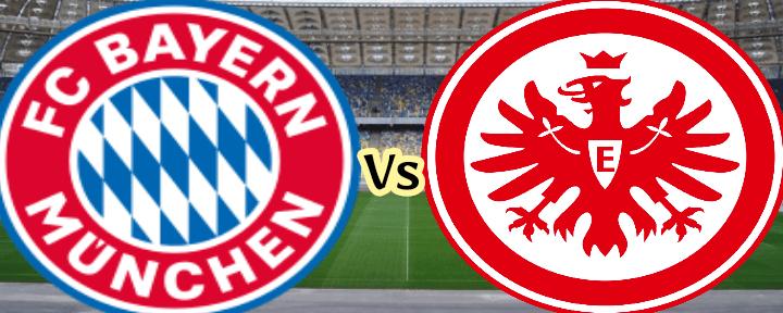 موعد مباراة بايرن ميونخ وإينتراخت فرانكفورت في الدوري الألماني والقنوات الناقلة