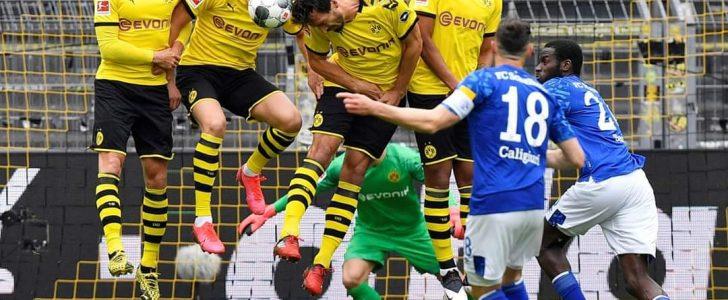 نتائج مباريات اليوم السبت 16-5-2020 في الدوري الألماني