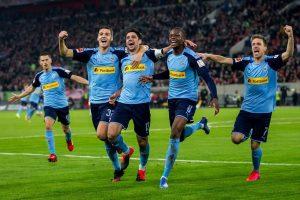 نتيجة مباراة بوروسيا مونشنجلادباخ وفيردر بريمن في الدوري الألماني