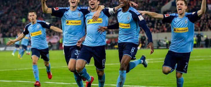 نتيجة مباراة بوروسيا مونشنجلادباخ وإينتراخت فرانكفورت في الدوري الألماني