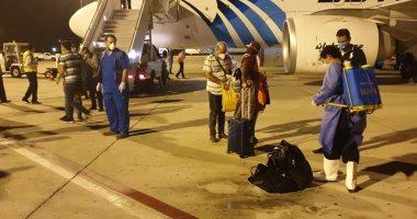وصول رحلة من تشاد وغانا بمطار مرسى علم اليوم الخميس.