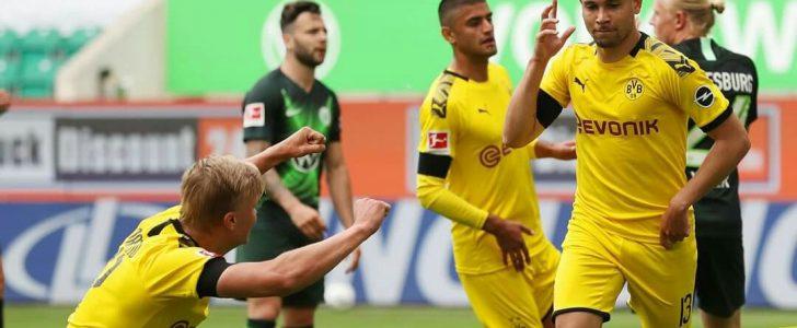 نتائج مباريات الدوري الألماني اليوم السبت 23-5-2020