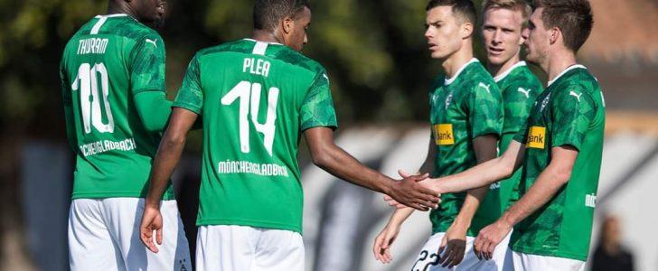 موعد مباراة بوروسيا مونشنجلادباخ وإينتراخت فرانكفورت في الدوري الألماني والقنوات الناقلة