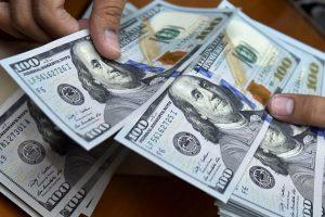 سعر الدولار الامريكى مقابل الجنيه المصرى اليوم السبت 2_5_2020