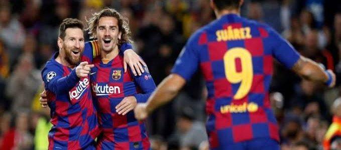 أهداف مباراة برشلونة وألافيس