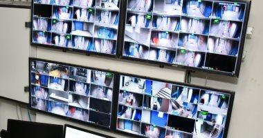 شايدات المدرية العامة للنقل حملات لمراقبة حركة السيارات بالجيزة