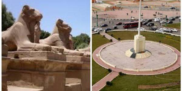 مشروع عالمى لترميم 29 تمثالا بالكرنك ونقل جزء إلى ميدان التحرير