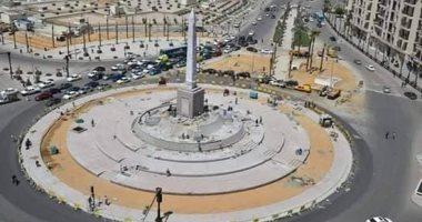 الانتهاء من تطوير ميدان التحرير فى وسط القاهرة