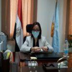 توزيع مستلزمات طبية ومساعدات عينية لعمال اليومية