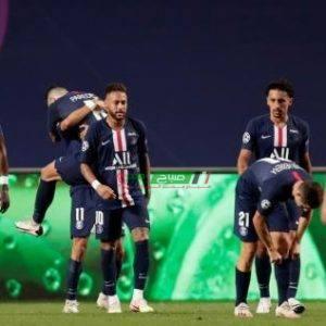 ملخص واهداف مباراة باريس سان جيرمان ولايبزيج