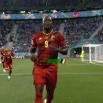 أهداف مباراة بلجيكا وروسيا 3-0